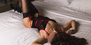 Marie-loup nuru massage in Alice